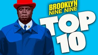 Captain Holt's TOP 10 Funniest Moments | Brooklyn Nine-Nine | Comedy Bites