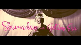 Vintage Beauties | Golden Era Shamadan by Shining