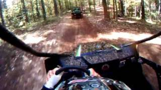 arctic cat 1000 h o wildcat demo at durham town plantation