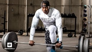 A Career in Fitness Came from a Leap of Faith | Kieon Dorsey RSP Nutritition Athlete Profile
