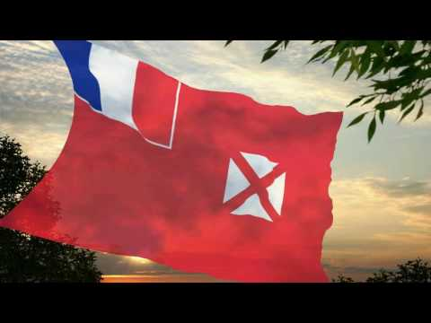 Flag and anthem of Wallis and Futuna
