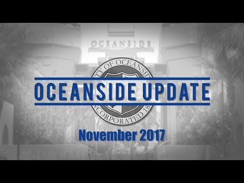 Oceanside Update November 2017