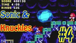 Sonic & Knuckles / NIVEL 4 / SOS UN TRAIDOR / SEGA GENESIS