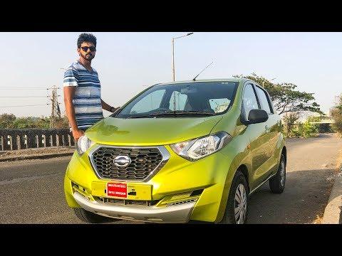Datsun Redi-GO 1.0 Manual - Better Than AMT | Faisal Khan