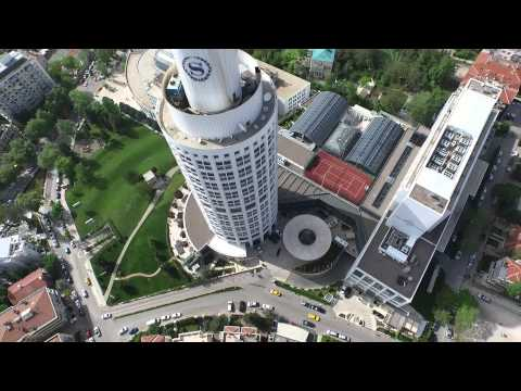 DJI Phantom 3 Professional Test Flights Vol. 3 (Sheraton Hotel / Ankara)
