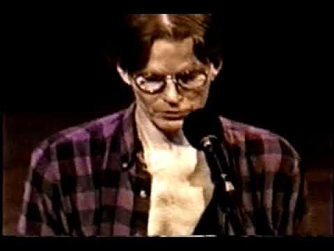 Jim Carroll Live @ Mass Art 5/9/98 9/10