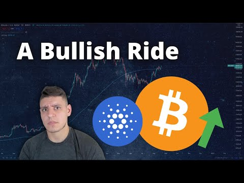 BITCOIN Carries The Market   Cardano Price Discovery   Crypt