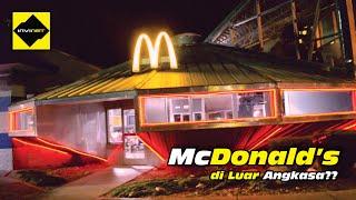 Kalian Tidak akan menyangka ini adalah McDonalds - Gerai McDonalds Terunik di Dunia