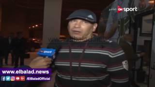 إبراهيم حسن : سيناريو المباراة مع المقاصة يتلخص في التوفيق ..فيديو