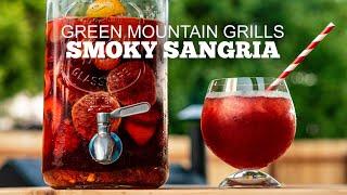 Green Mountain Grills | Smoky Sangria