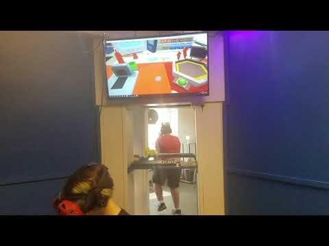 Josh Saturday night birthday party at Disciples of gaming virtual reality Kansas City VR