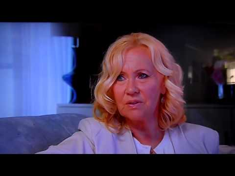""""""" Agnetha """" Interview Loose Women !! ITV / 16 May 2013 !!"""
