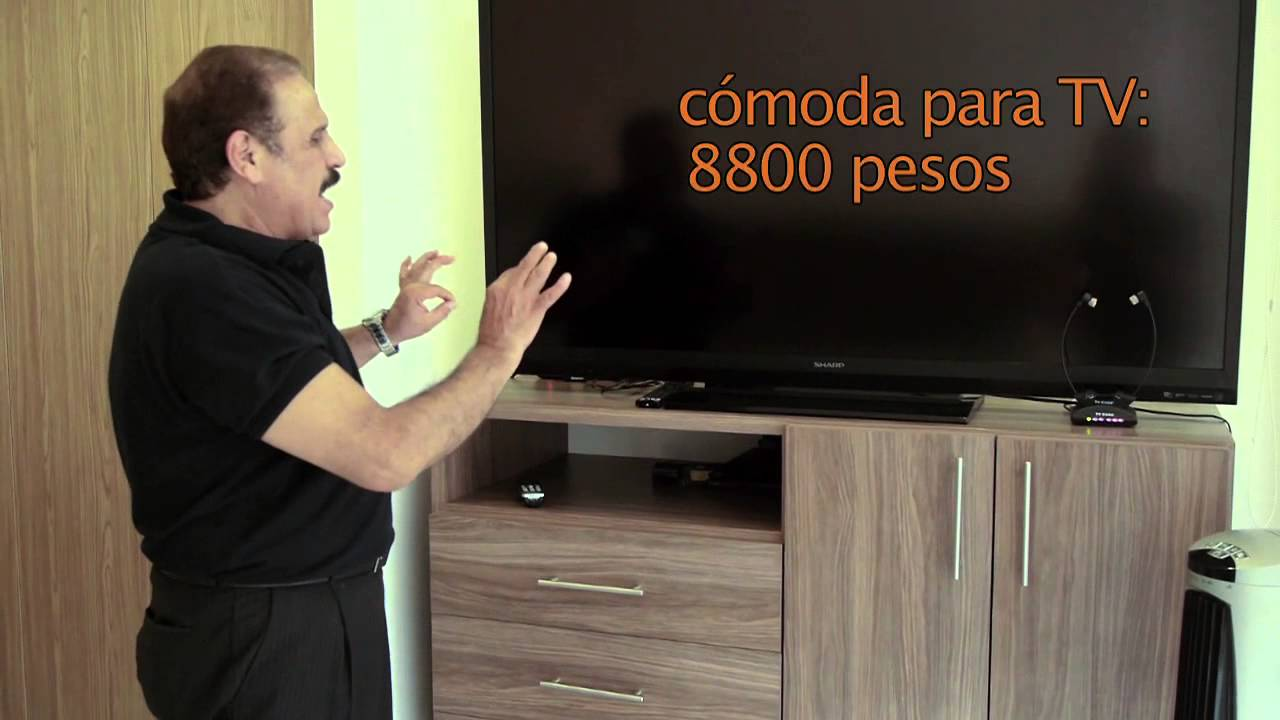 muebles para departamentos peque os youtube
