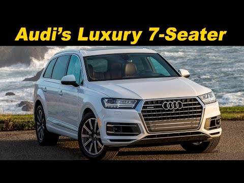 2017 Audi Q7 3.0T Review and Road Test - DETAILED in 4K UHD!