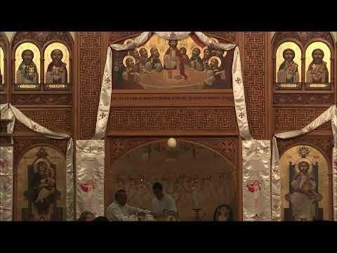 (Divine Liturgy) Fr. Rewes Antoun - Fr. Antonious Sadek