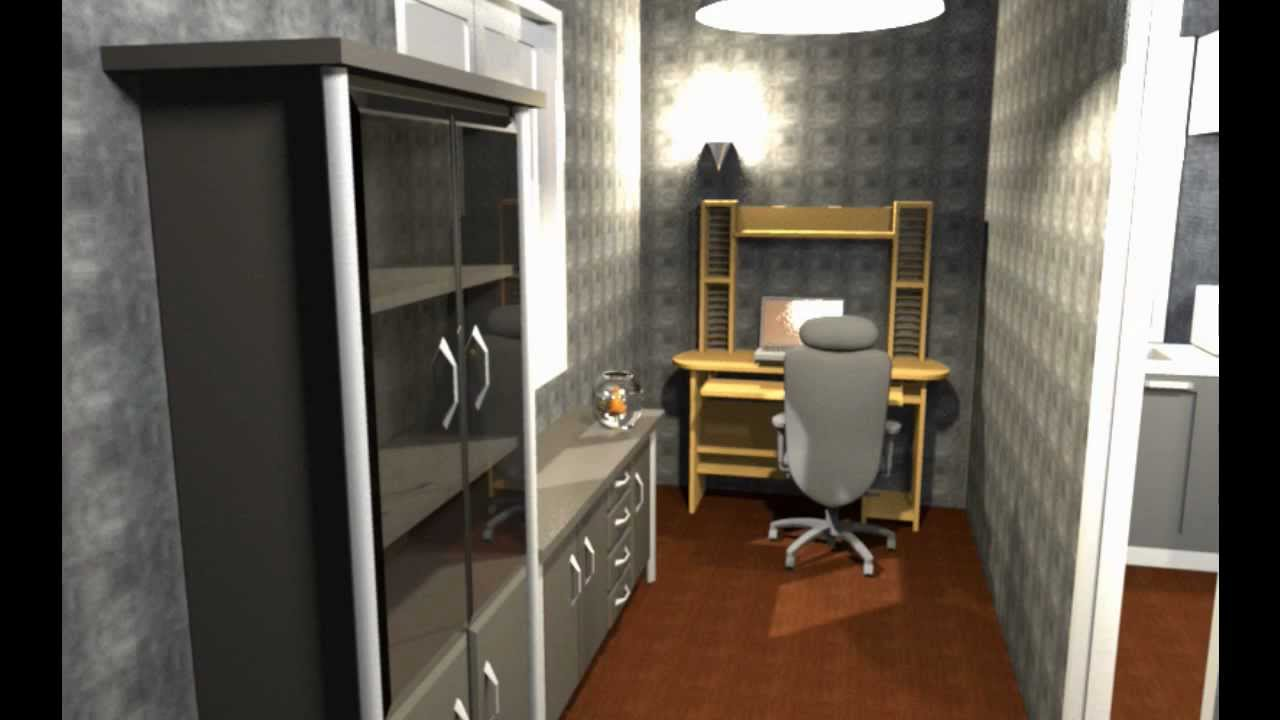 appartement 30m sweet home 3d by misterbastor youtube. Black Bedroom Furniture Sets. Home Design Ideas