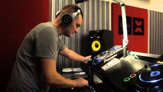 DJ Substance @ TranceXpress, Radio X - Basel