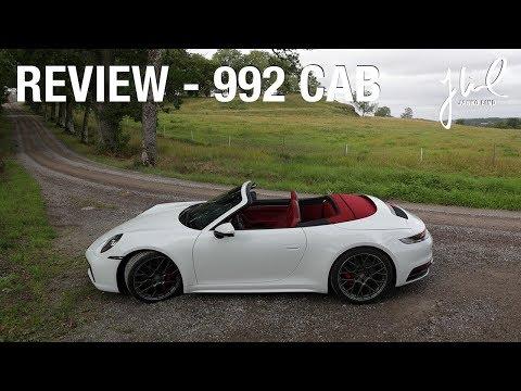 Porsche Carrera S Convertible - REVIEW   EP 091