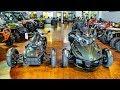 Can-Am Spyder vs Ryker!! ? More Ryker Goodies..! | TheSmoaks Vlog_1180