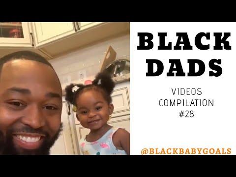 BLACK DADS Videos Compilation #28 | Black Baby Goals