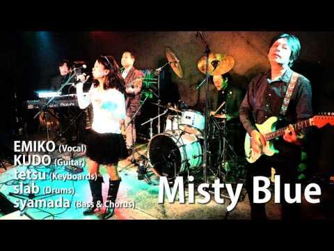 "J-Pop Music Band ""Misty Blue"" PR Video 2017"