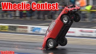 Byron Wheelstand Contest 2019 - Full Coverage