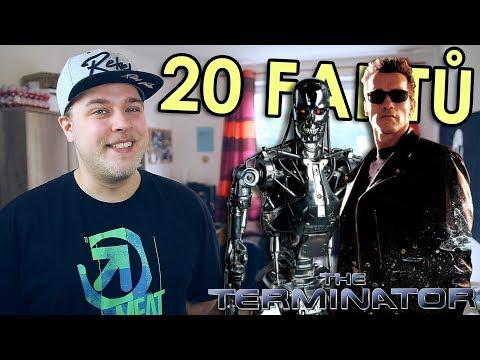 20 FAKTŮ - Terminator 2