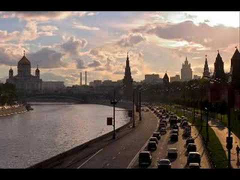 Eddie Sender - One Day In Moscow