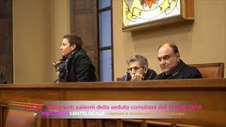 LOCRI seduta consiliare del 12 febbraio 2018