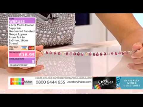 Silver Plated findings and Moonstone for jewellery making: JewelleryMaker LIVE 30/08/2014