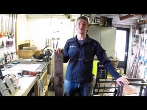 DIY paper press and making paper briquettes