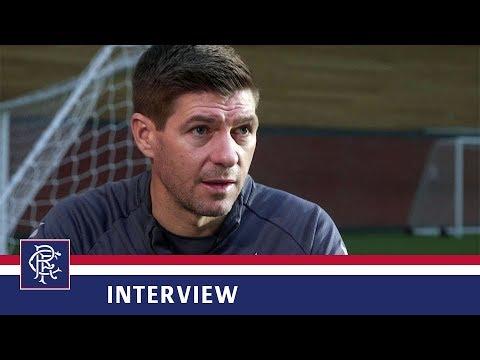 INTERVIEW | Steven Gerrard | 27 Feb 2019