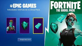 "VOICI the NEW PACK of SKIN ""GHOUL TROOPER"" FREE on Fortnite! 😨"