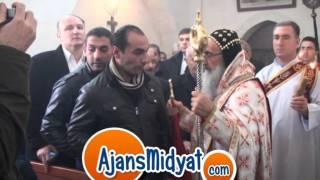 Midyat'ta Süryani Vatandaşlar Yeldo Bayramını coşkuyla kutladı