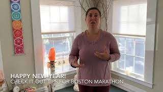 Training Tips For The Boston Marathon