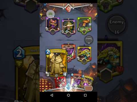 [Gameplay] Card Monsters (Android): Ladder Rank 9