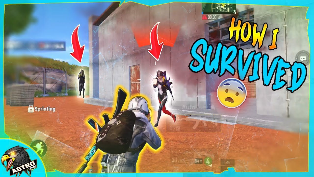 Can I Survive From This Situation?? | PUBG MOBILE