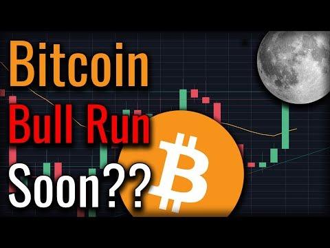 Bitcoin Sets Up For Bull Run - Big News From Coinbase!