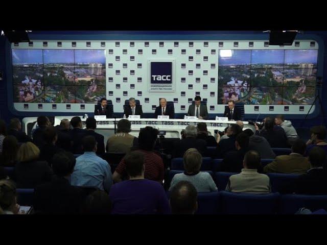 Пресс-конференция кандидата на должность Президента России от КПРФ и национально-патриотических сил