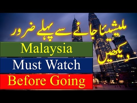 Living and Working In Malaysia for Foreigners.