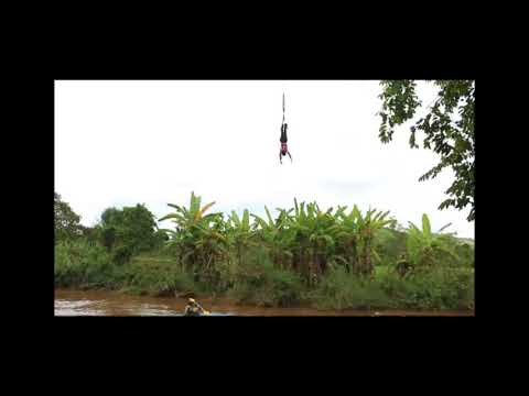 Alvana Safaris: Bungee Jumping at Sagana