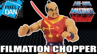 Filmation Chopper He-Man and the Masters of the Universe Figure Video Review