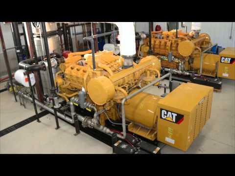 Cat® G3512 Generators Power Renewable Profits for Indiana, USA  Dairy