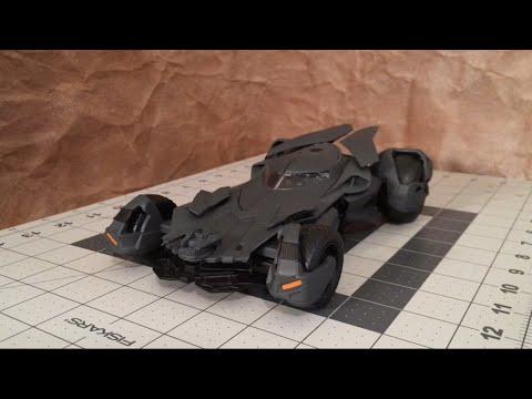 Jada Toys - Metals Die Cast: Batmobile (Batman v Superman: Dawn of Justice)