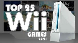 CGRundertow TOP 25 NINTENDO WII GAMES: 25-21 Video Game Feature