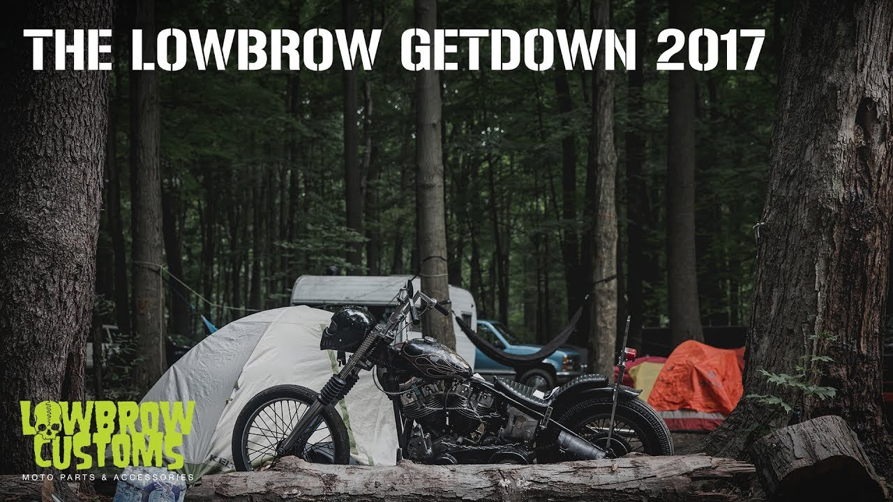 Lowbrow Getdown 2017 - Lowbrow Customs