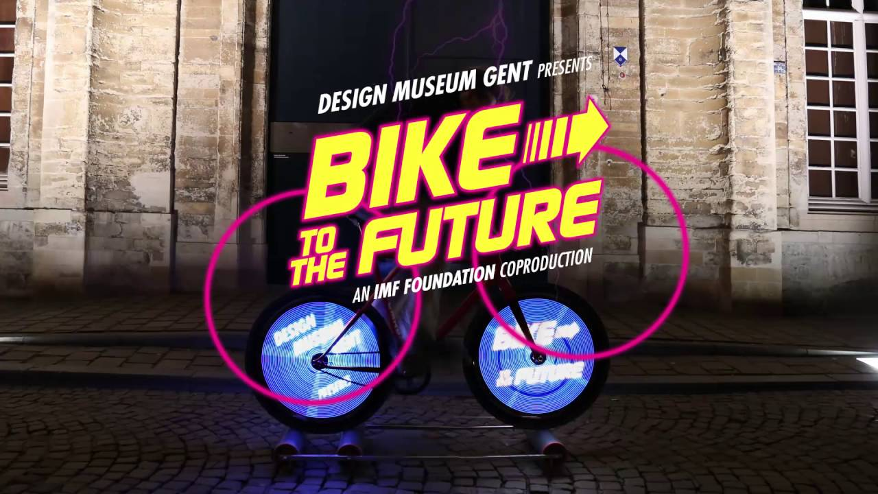 Bike To The Future Design Museum Gent Youtube