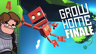 Let's Play Grow Home Part 4 FINALE - Star Seed