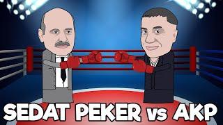 SEDAT PEKER vs AKP
