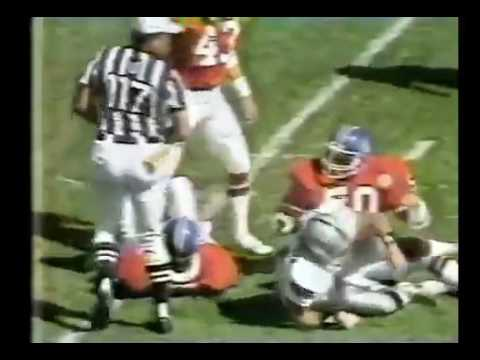 Los Angeles Raiders vs Denver Broncos 1984 Week 5 J.I.P.
